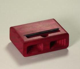 iPhone 5 Dock in Red